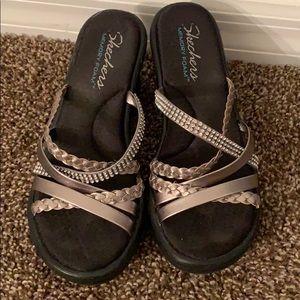 Sketchers Memory Foam Sandals